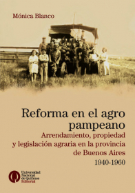Reforma en el agro pampeano