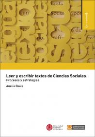 Leer y escribir textos en Ciencias Sociales