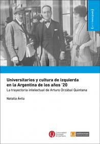 Universitarios y cultura de izquierda en la Argentina de los años '20
