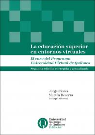 La educación superior en entornos virtuales