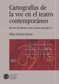Cartografías de la voz en el teatro contemporáneo