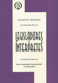 Legisladores e intérpretes