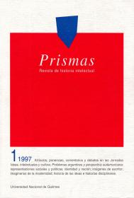 Prismas Nº 01 / 1997