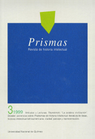 Prismas Nº 03 / 1999