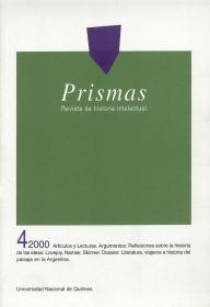 Prismas Nº 04 / 2000
