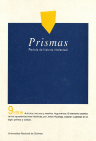 Prismas Nº 09 / 2005