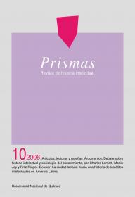 Prismas Nº 10 / 2006