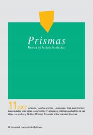 Prismas Nº 11 / 2007