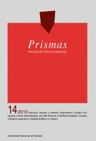 Prismas Nº 14 / 2010