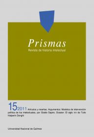 Prismas Nº 15 / 2011