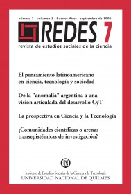 Redes Nº 07