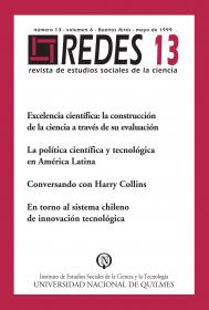 Redes Nº 13
