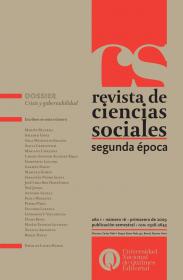 Revista de Ciencias. Sociales Segunda época Nº 16