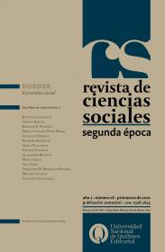 Revista de Ciencias Sociales. Segunda época Nº 18