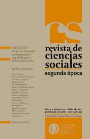 Revista de Ciencias Sociales. Segunda época Nº 19