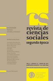 Revista de Ciencias Sociales. Segunda época Nº 21