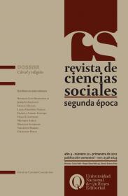 Revista de Ciencias Sociales. Segunda época Nº 22