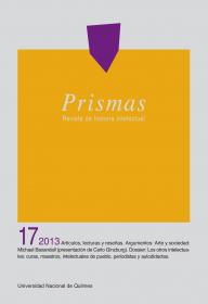 Prismas Nº 17 / 2013