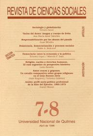 Revista de Ciencias Sociales Nº 7/8