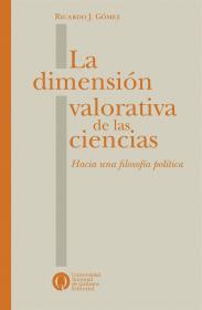 La  dimensión valorativa de las ciencias