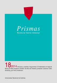 Prismas Nº 18 / 2014
