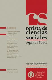 Revista de Ciencias Sociales. Segunda época Nº 28
