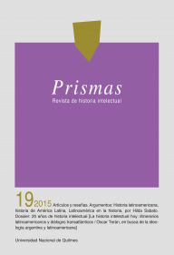 Prismas Nº 19 / 2015