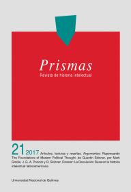 Prismas Nº 21 / 2017