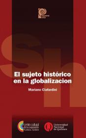 El sujeto histórico en la globalización