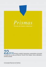 Prismas Nº 22 / 2018