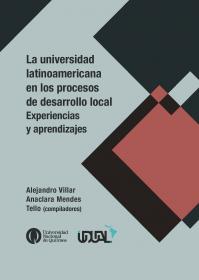 La universidad latinoamericana en los procesos de desarrollo local