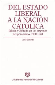 Del estado liberal a la Nación Católica