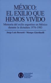 México: el exilio que hemos vivido
