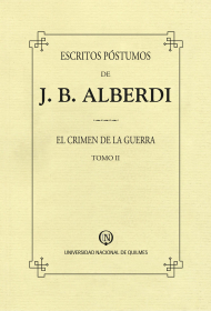 Escritos póstumos de J. B. Alberdi. Tomo II
