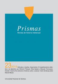 Prismas Nº 23 / 2019