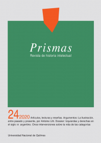 Prismas Nº 24 / 2020