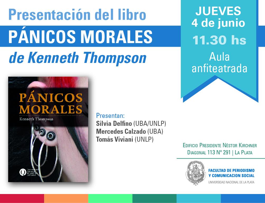 Flyer Libro Panicos Morales F1